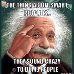 Do people want to get smarter? Do YOU want to get smarter? What do you think it would mean to you?