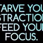 Where attention goes, energy flows... but can you direct your attention by your thoughts?