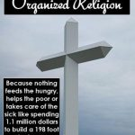 The similarity between organized religion and medicine... is there any? or Is it the mind or is it the Ego that is holding you back, that is not allowing you to change?