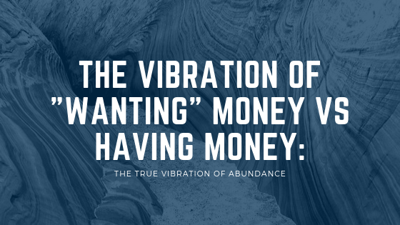Attracting Money... the Vibration of Money money energy flow