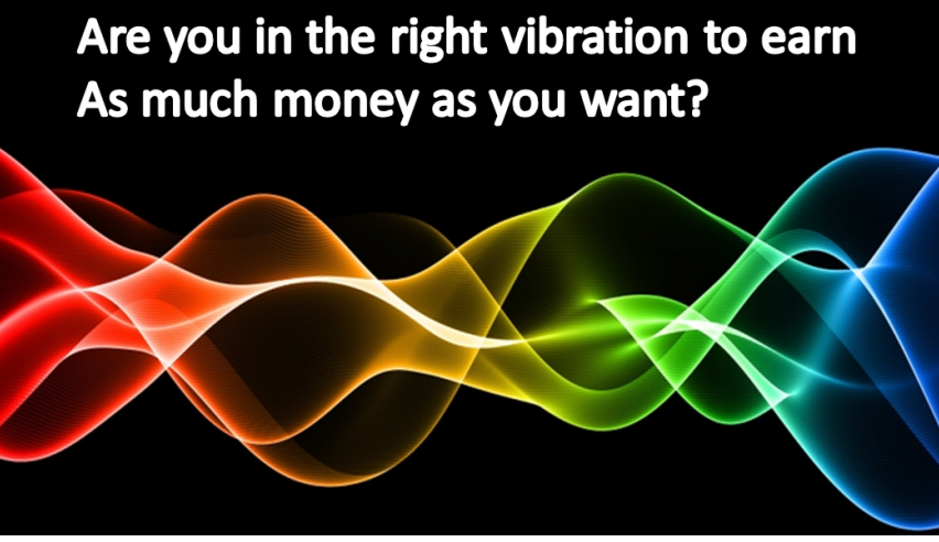 vibrational wealth