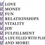 Effortless Abundance... finally an activator for that... I've made it wholistic