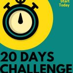 How to set yourself up for winning in the 20-day skill-learning challenge?