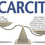 Your vocabulary number is a predictor of your abundance... or scarcity